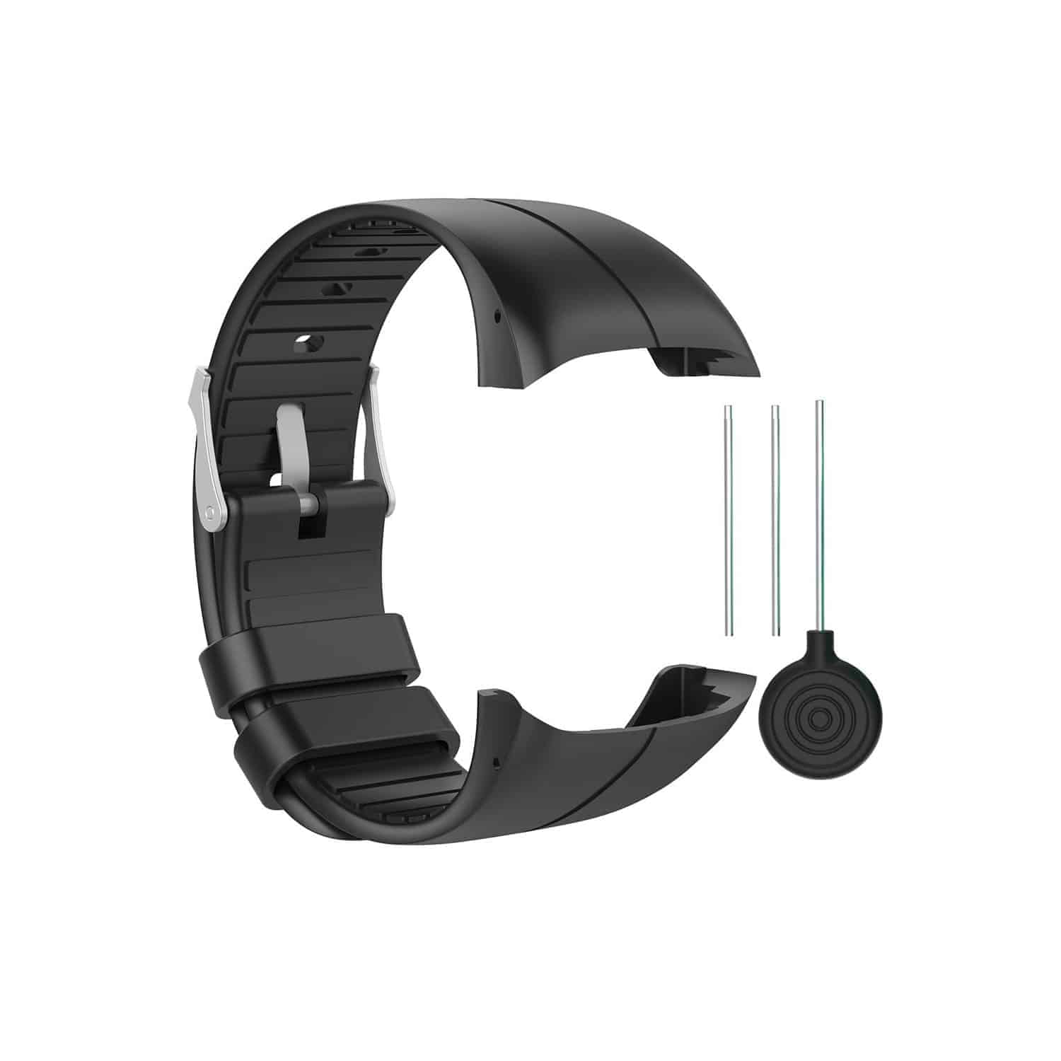 Polar M430 & M400 Strap   Silicone Strap for Watches   MyWatchStore