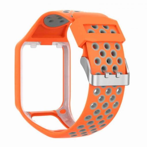 TomTom Runner Replacement Watch Strap   Double Pin Watch Band