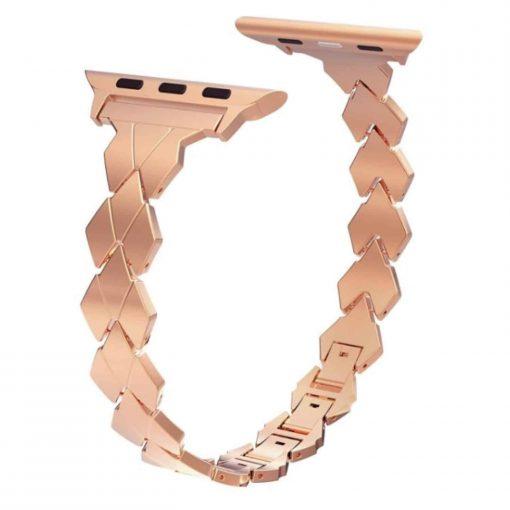 Apple Metal Bead Strap
