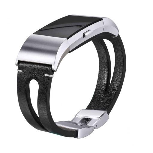 Charge 2 Leather Strap